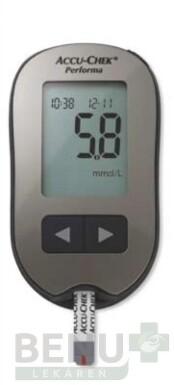 ACCU-CHEK Glukomer Performa Kit 1set