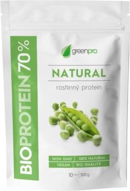 BIOPROTEIN 70% GreenPro NATURAL 1x300 g