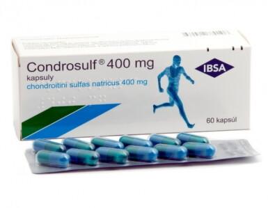 Condrosulf 400 mg cps 60x400mg