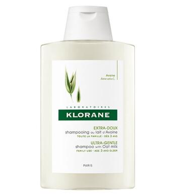 KLORANE Šampón s ovseným mliekom 200 ml 200ml