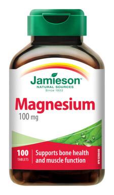 Jamieson Horčík 100 mg 100 tbl. tbl 100
