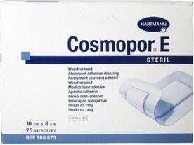 COSMOPOR E STERIL 10x8cm 25ks