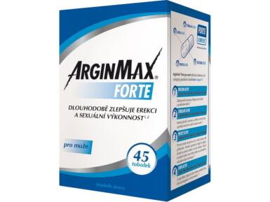 ARGINMAX FORTE pre mužov inov.13 tbl 45