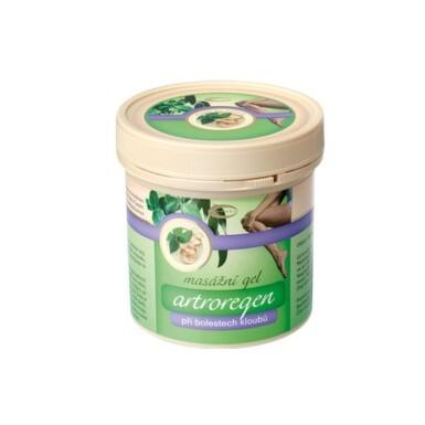 TOPVET Artroregen masážny gél 250 ml