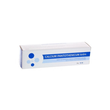 FIX Calcium pantothenicum krém 30 g