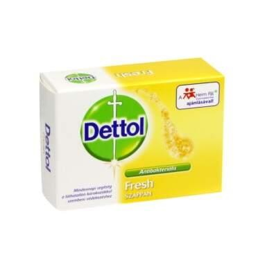 DETTOL Fresh Toaletné mydlo 100 g
