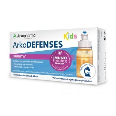 ARKO DEFENCES Kids 5 dávok
