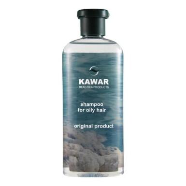 KAWAR Šampón na mastné vlasy 400 ml