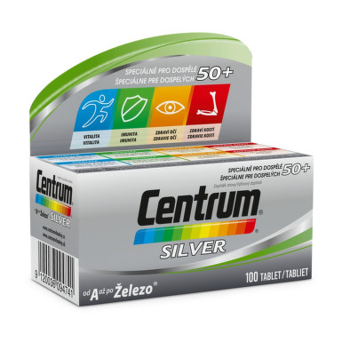 CENTRUM Silver 100 tabliet