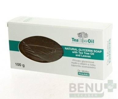 Dr. Müller Tea Tree Oil MYDLO 100g