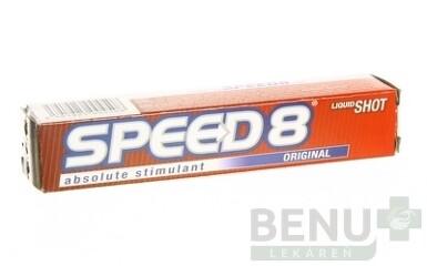 Wellness food Speed 8 original 20 ml amp 1x20ml