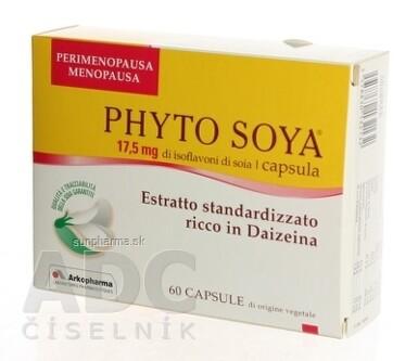 PHYTO SOYA 17,5 mg cps 60x17,5mg