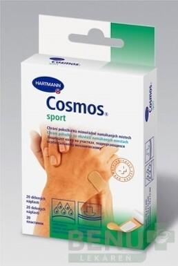 COSMOS Na šport 20ks(1,9x7,2cm)