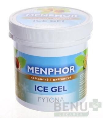 FYTONA MENPHOR ICE GÉL gaštanový 250g