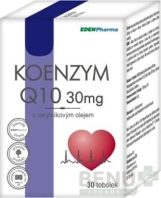 EDENPharma KOENZÝM Q10 30 mg cps 30