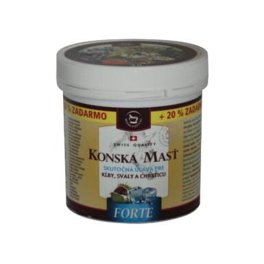 Herbamedicus Konská masť forte chladivá - 250 ml 250ml