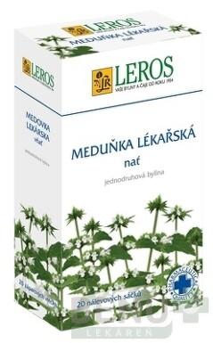 LEROS MEDOVKA LEKÁRSKA VŇAŤ 20x1g