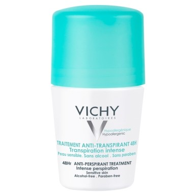VICHY DEO ANTI-TRANSPIRANT ROLL-ON 48H INTENSIVE 50ML 50ml
