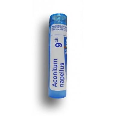 ACONITUM NAPELLUS gra 1x4 g (9CH)