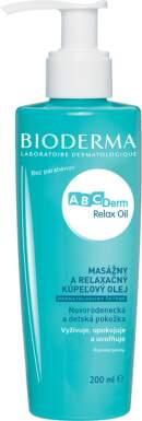 BIODERMA ABCDerm Relax Oil 200ml