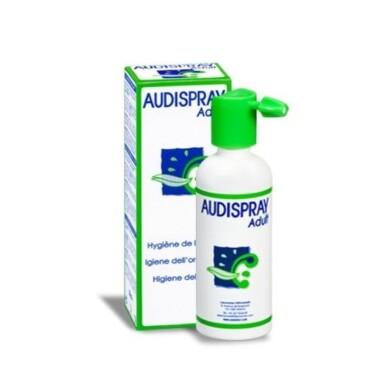 AUDISPRAY Adult Hygiena uší aer oto 50ml