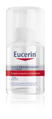 Eucerin Deo Intenzívny antiperspirant sprej 30ml