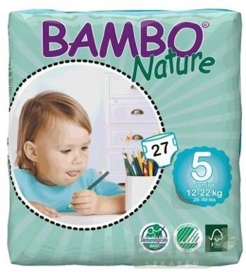 BAMBO JUNIOR 5 (12-22 kg) 27ks