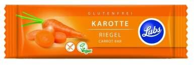 Lubs premium tyčinka mrkva bezlep. 30 g 30g