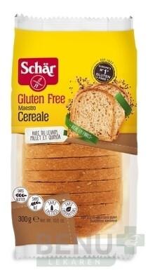 Schär MAESTRO CEREALE chlieb 300g