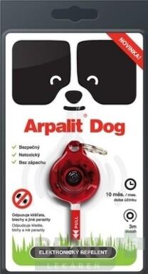 Arpalit Dog elektronický repelent 1ks