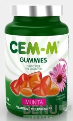 CEM-M GUMMIES IMUNITA 60ks