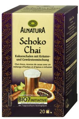 Alnatura Čokoládový chai 40g vrecka
