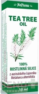 MedPharma TEA TREE OIL 10ml 2