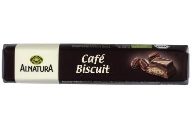 Alnatura Tyčinka s kávovými sušienkami 45g