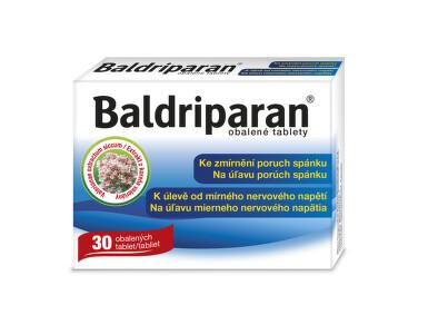 Baldriparan 30tbl tbl obd 30x441,35mg