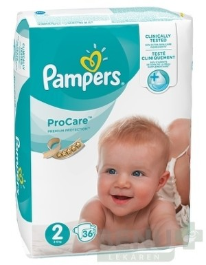 PAMPERS ProCare PREMIUM protection 2 36ks