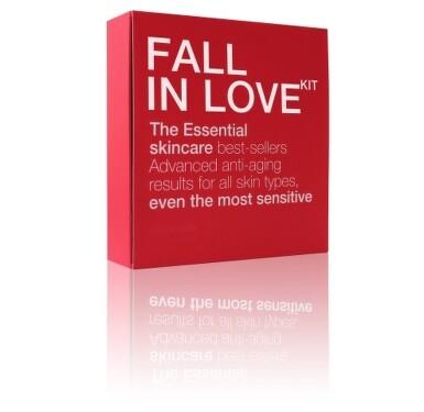 SKINCODE Essentials Fall In Love set 1x1set