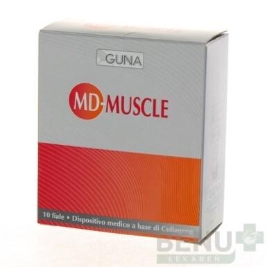 GUNA MD MUSCLE sol inj 10x2ml
