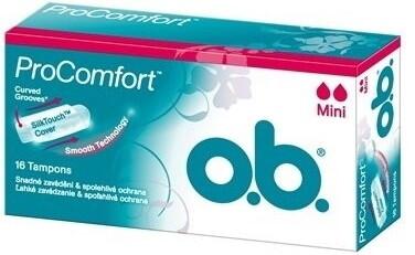o.b. ProComfort Mini 1x16 ks 16ks