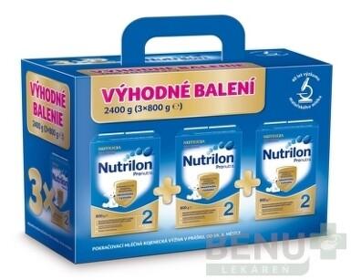 Nutrilon 2 Pronutra BiB CSR 3x800g