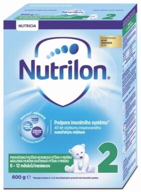 Nutrilon 2 BiB 600g