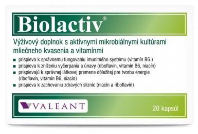 BIOLACTIV cps 20