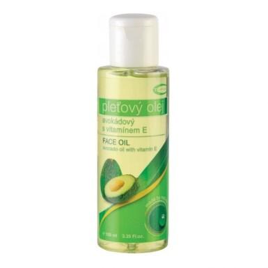 TOPVET Avokádový pleťový olej 100 ml