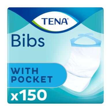 TENA Disposable BIB S/M 150 kusov