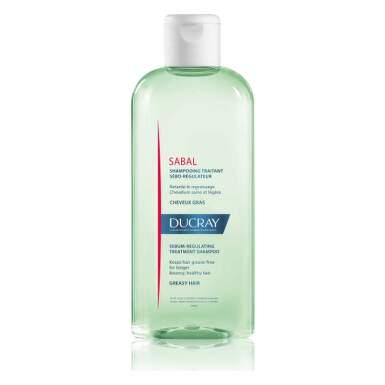 DUCRAY Sabal šampón reguluj.tvorbu mazu 200 ml
