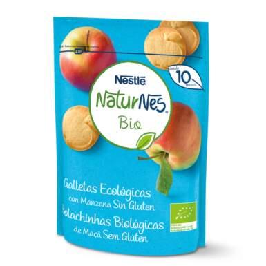 NESTLÉ NaturNes BIO jablkové sušienky 150 g