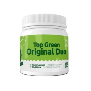 TOP GREEN Top duo 180 tabliet