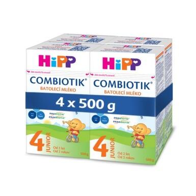 HiPP 2 BIO Combiotik 4 x 500 g
