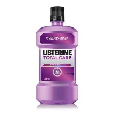 LISTERINE Total care ústna voda 250 ml