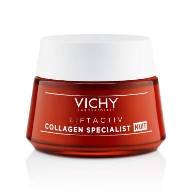 VICHY Liftactiv collagen specialist nočný 50 ml